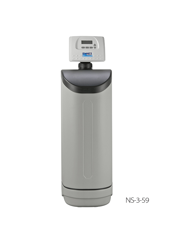 Automatic water softener enmet for Water softener for 4 bedroom house